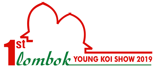 1st Lombok Young Koi Show 2019